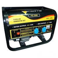 Бензиновый генератор FORTE FG3500E ( 2.5 кВт)