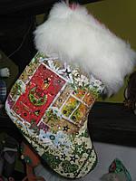 Сапог Рождественский Новогодний