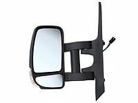 Зеркало в сборе электро длинное  L Renault Master III Opel Movano B