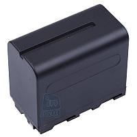 Аккумулятор Sony  NP-F960, NP-F970, 7200mAh. УЦЕНКА!