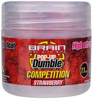 Бойли Brain Pop-Up Competition Strawberry 11mm 20g