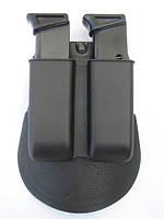 Подсумок Fobus Paddle Holster для двух магазинов от пистолета ПМ 6922