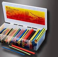 Термоусаживаемые трубки 3М GTI, набор. Комплект термоусадочных трубок