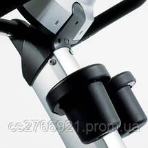 Профессиональный вертикальный велотренажер Intenza 550Ube, фото 2