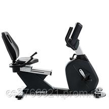 Профессиональный горизонтальный велотренажер Spirit CR900-ENT, фото 3