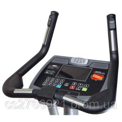 Профессиональный вертикальный велотренажер AeroFit PRO 9500B LCD, фото 2