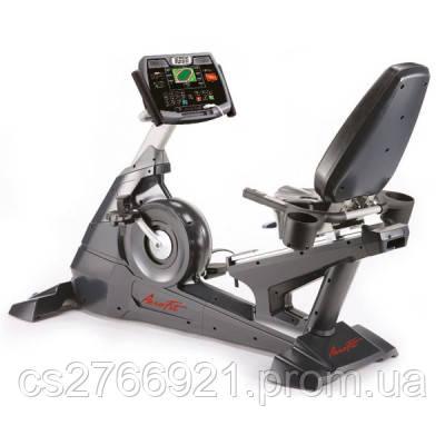 Профессиональный горизонтальный велотренажер AeroFit PRO 9500R LCD, фото 2