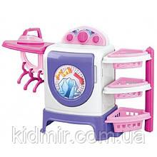 """Детская стиральная машина """"Моя прачечная"""" American Plastic"""