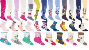 Детские носки и колготки оптом