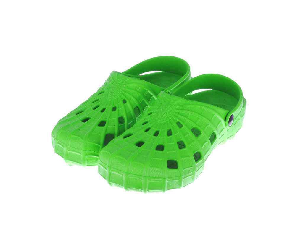 Капці пляжні дитячі (6 пар) SPIDER (2833р.) зелені SV016 ТМCROSS - Bigl.ua e89936e4b209d