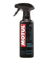 Средство для удаления насекомых с поверхности Motul E7 Insect Remover
