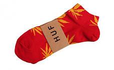 Короткие носки Huf, носки Хаф низкие, фото 3