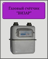 Газовый счётчик ВИЗАР 2.5 Мембранный