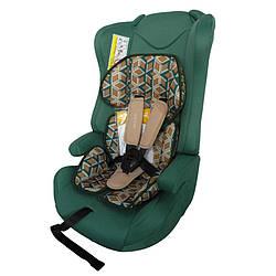 Детское автокресло BabyHit Fix One (LB523) - Dark Green (9-36 кг)