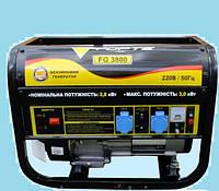 Генератор бензиновый FORTE FG3800 (2,8 кВт)