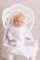 Модный карапуз ТМ Крестильный набор для мальчика, размер 62