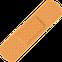 """Пластырь бактерицидный """"Эластик EVA"""" 7,6*2,5 мм, фото 2"""