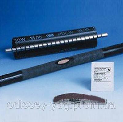 Термоусаживаемые ремонтные манжеты 3М™ HDCW 35/10  (1000 мм.)  Ремонт оболочки кабеля.С клеевым слоем. .