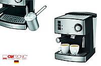 Кофеварка рожковая Clatronic (Оригинал)Германия
