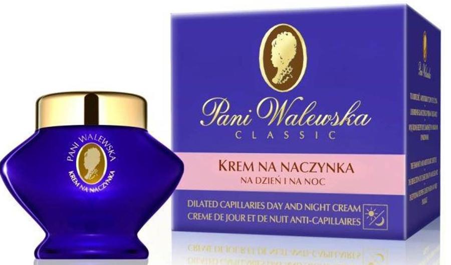Крем для обличчя капіллярозахисний Miraculum Pani Walewska Classic Cream Anti-Capillaires 50 мл (01510101301)