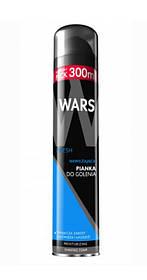 Пена для бритья Wars Fresh, 300мл