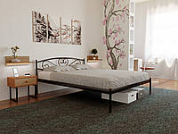 Кровать металлическая Милана, кровать Milana