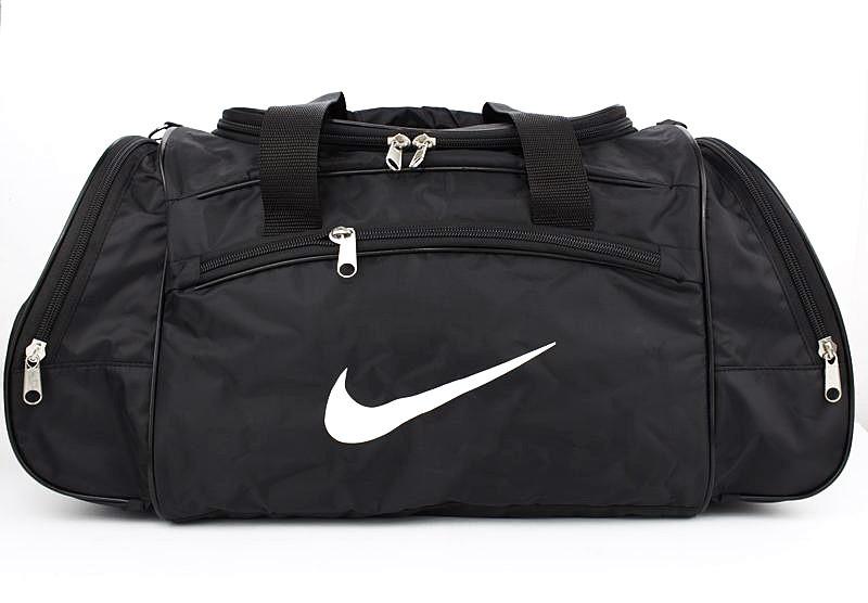e69cb41d Сумка дорожная спортивная текстильная черная Nike 1323- купить по ...