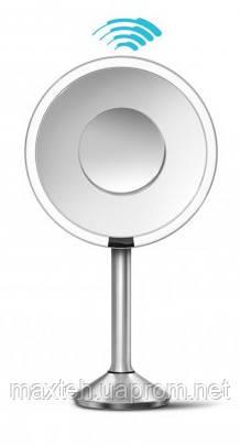 Зеркало круглое сенсорное 20 см Pro