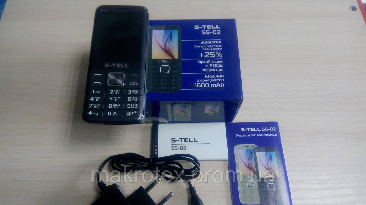 S-TELL S5-02 Black