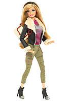 "Кукла Барби ""Модница Делюкс""  (Barbie Style DeLuxe - Barbie Doll (Dark Blue Jacket)"