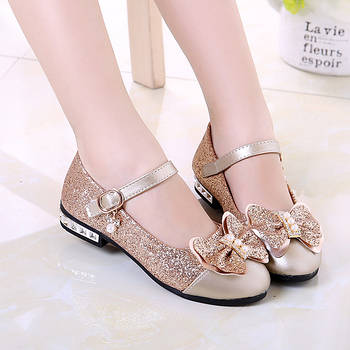 Туфли и мокасины для девочек