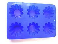 Силиконовая форма для выпекания маффинов Home Essentials B991