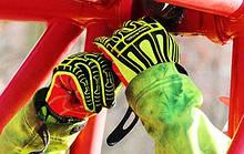 Профессиональные защитные перчатки RAWPOL - REIS Польша