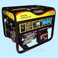 Бензиновый генератор FORTE FG6500E ( 5,0 кВт)