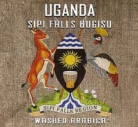 Свежеобжаренный кофе в зернах Уганда Бугису (ОРИГИНАЛ), арабика Gardman (Гардман)