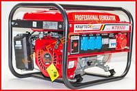 Бензиновые Генераторы  POWER KRAFT PK7500W