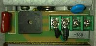 Схема включения для вакуумного контактора КВн 3-80/0,66 или 1,14-1,6