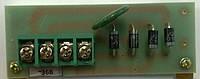 Схема включения  для вакуумного контактора КВн 3-160/1,14-2,0