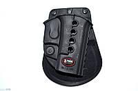 Кобура Fobus Roto-Holster Paddle для пистолетов Glock 17/19,Форт-17 GL-2 ND RT. Регулируемый угол наклона.