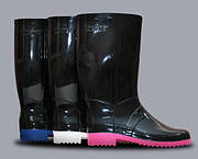 Характеристика асортименту гумового взуття.