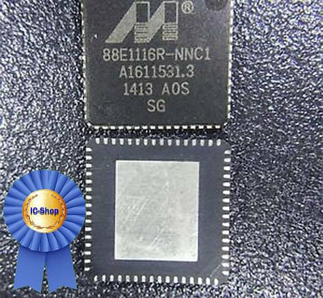 Микросхема 88E1116R-NNC1, фото 2