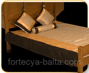 """Кровать деревянная """"Волна"""" 1.4"""