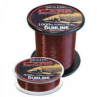 Sunline Siglon Carp Brown 1000 м 0.28мм 5.5кг