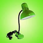 Лампа на прищепке Loga Light L-116 Салат, фото 2