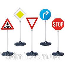 Набор дорожных автомобильных знаков №1 Klein 2980