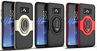 Чехол iPaky для Samsung Galaxy S8 G950 магнитный с подставкой, фото 1