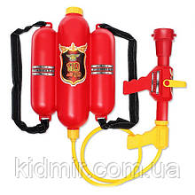 Огнетушитель заплечный детский Brigamo 468