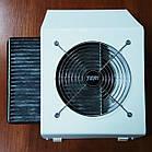 Вытяжка для маникюра Teri 500m настольная с HEPA фильтром, фото 9