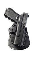 Кобура Fobus Belt Holster для пистолетов Glock 17/19,Форт-17 GL-2 SH BH