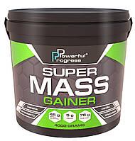 Powerful Progress Super Mass Gainer 4 kg